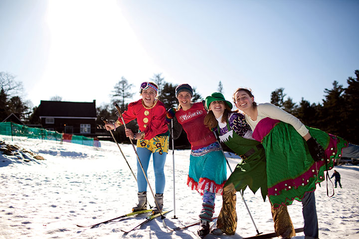 Best Winter Festivals in New England - New England Today