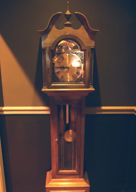 Grandfather clock codex nashua speakeasy