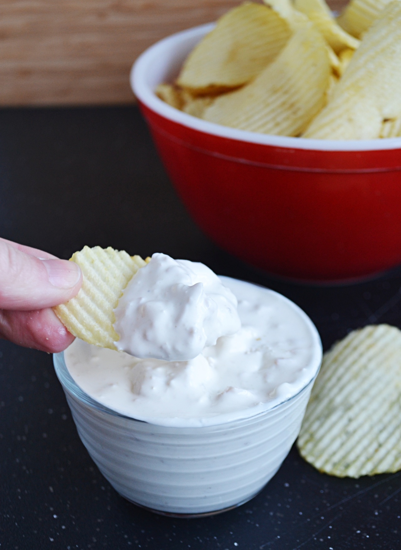 Easy New England Clam Dip Recipe - New England Today