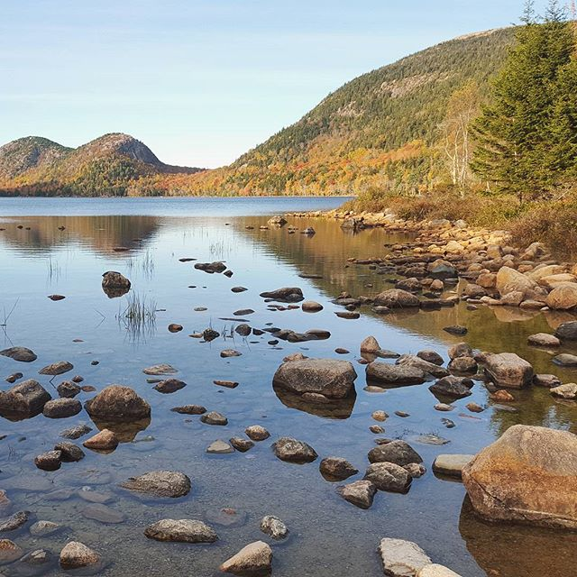 A visit to Acadia National Park.
