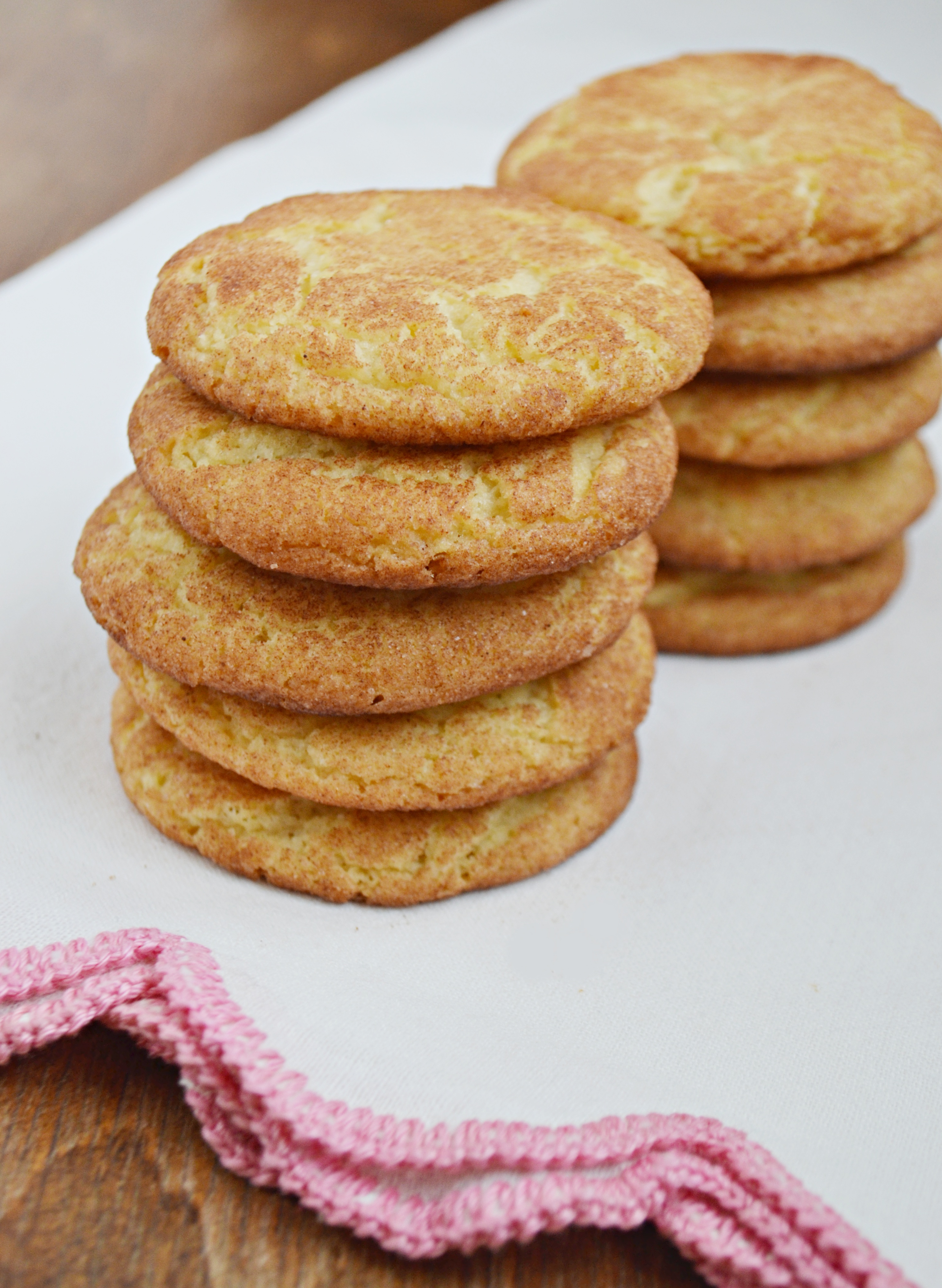 Snickerdoodle Cookies Recipe New England Today