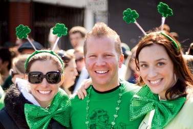 St. Patrick's Day Parades | New England By the Numbers