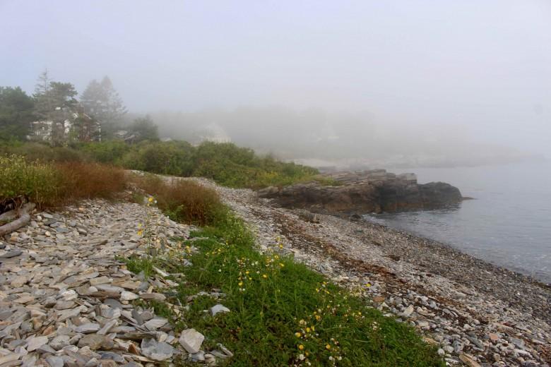 Exploring Prouts Neck in Scarborough, Maine