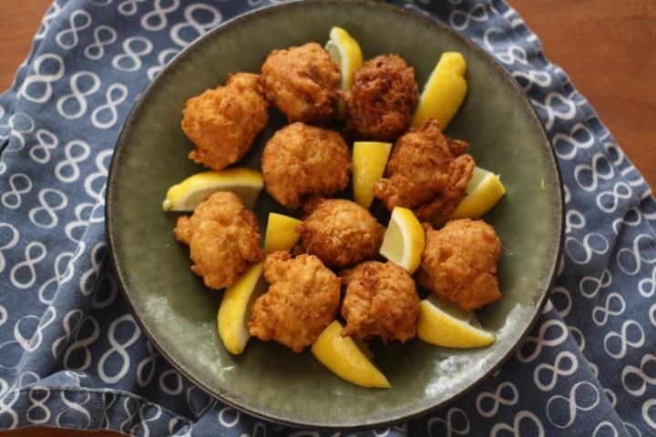 Homemade Clam Cakes Recipes