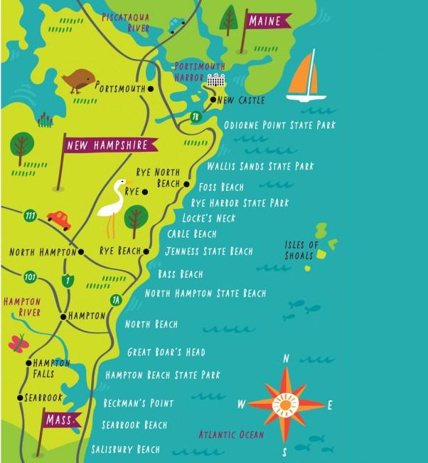 New Hampshire Seacoast | A Short Coast with a Long Story - New ...