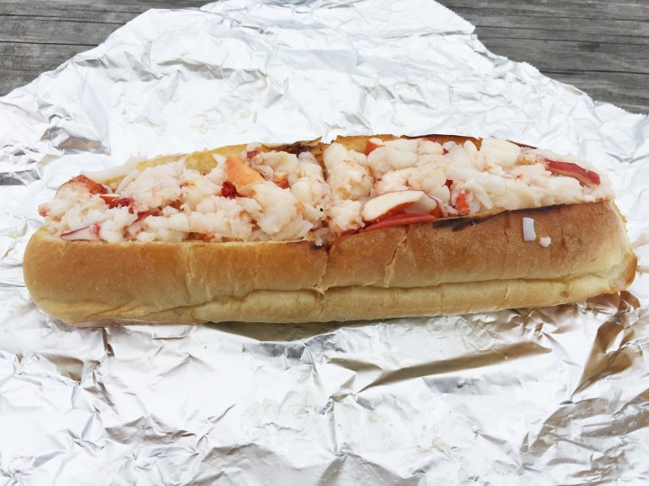 Lobster Landing | The Best Lobster Roll in CT? - New ...