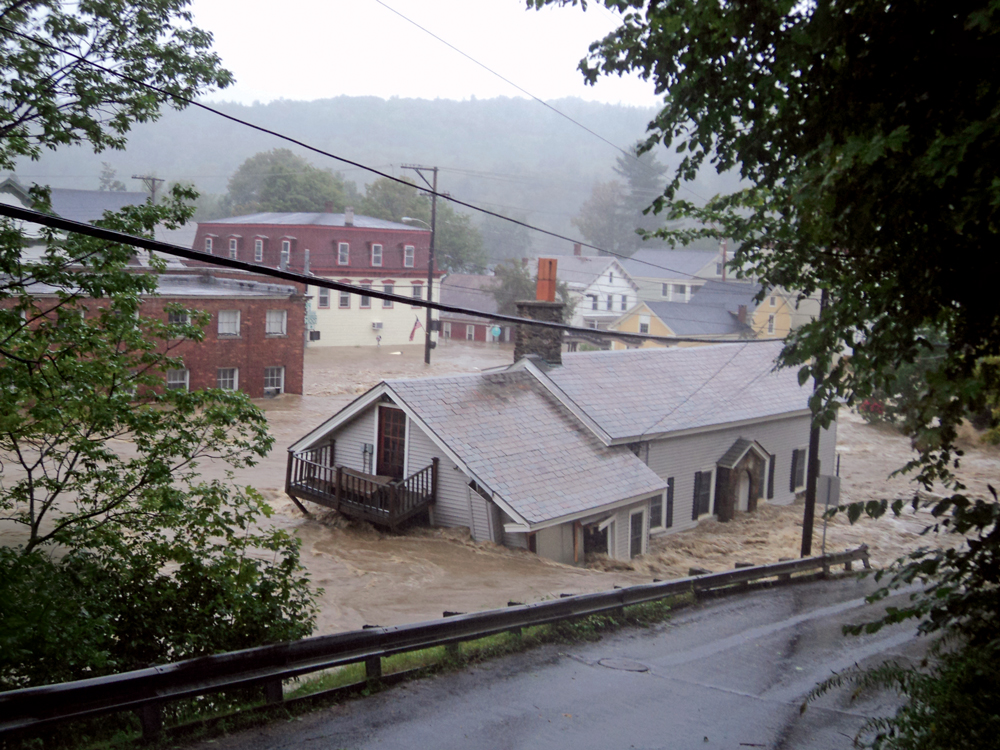 Tropical Storm Irene Will Never Be Forgotten - New England Today