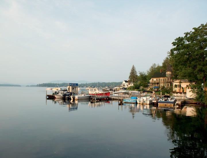 Travel New Hampshire Lake