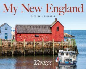 2021 Mijn New England Kalender