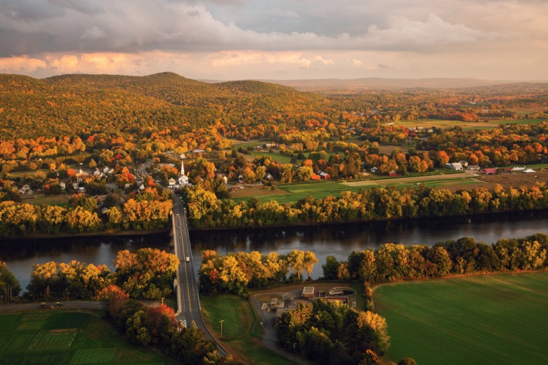 30 days of wonder autumn along the connecticut river new england