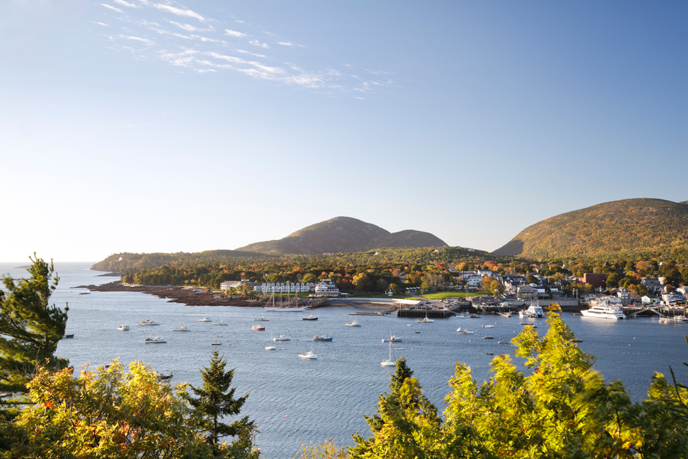 Prettiest Coastal Towns in Maine