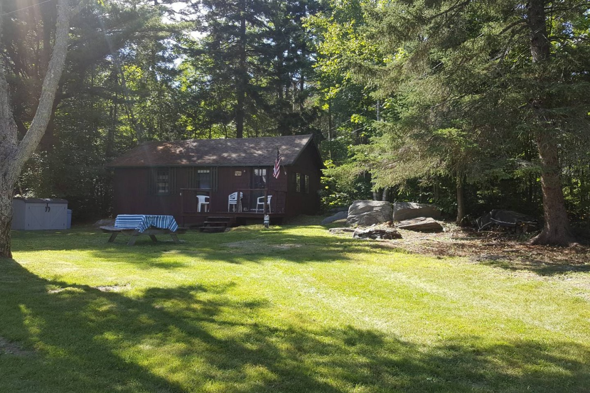 rentals vacation x crying resort cabins northernoutdoors for adventure maine exterior cryingloon cabin a rent loon