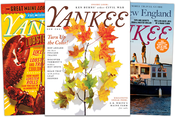 Subscribe to Yankee Magazine and Get All Access