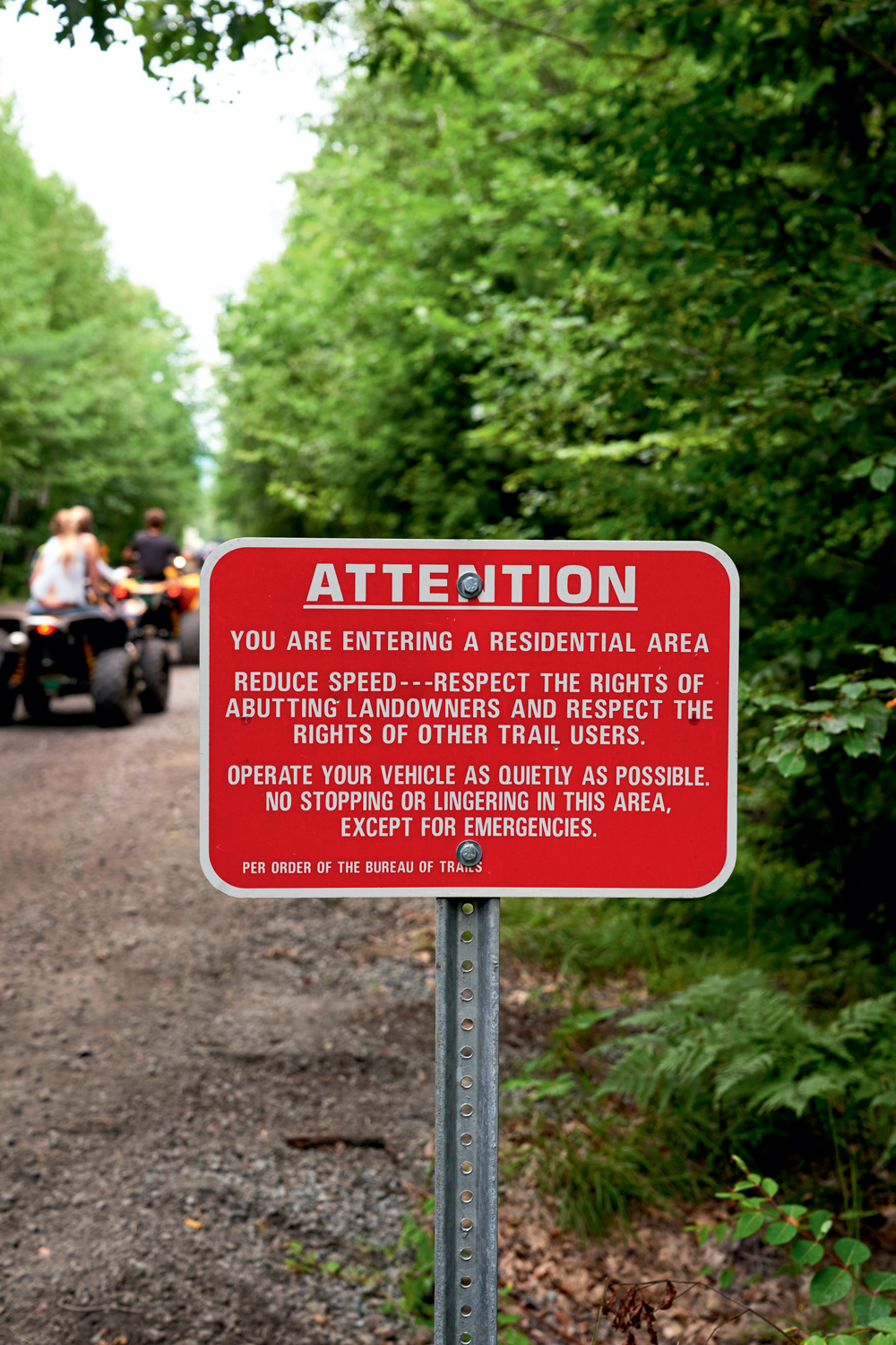 Northern Exposure | The ATV Tourism Industry in New Hampshire