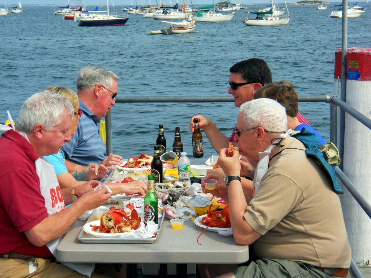 15 Best New England Lobster Shacks