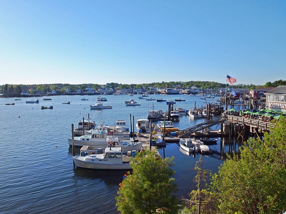 How to explore Boothbay Harbor by land and by sea.