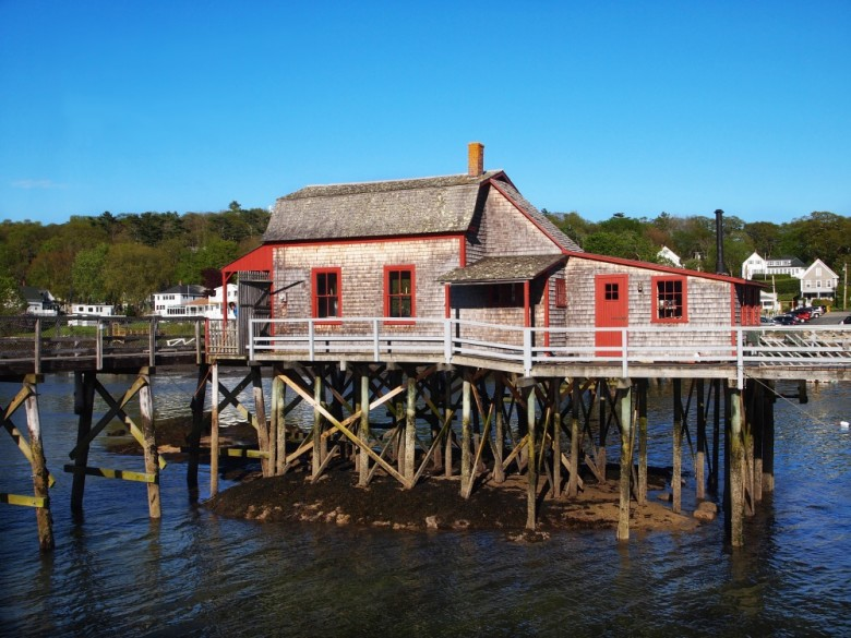 Image result for bridge house boothbay