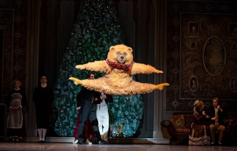 The Story Behind the Boston Ballet <i>Nutcracker</i> Bear