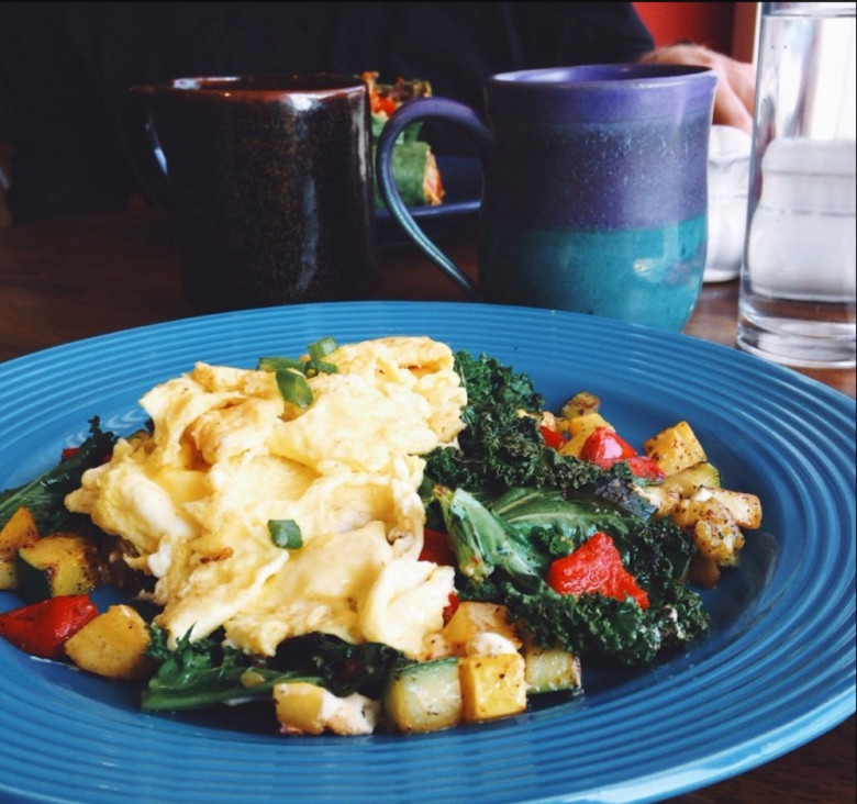 Top Spots For Breakfast In Portland, Maine