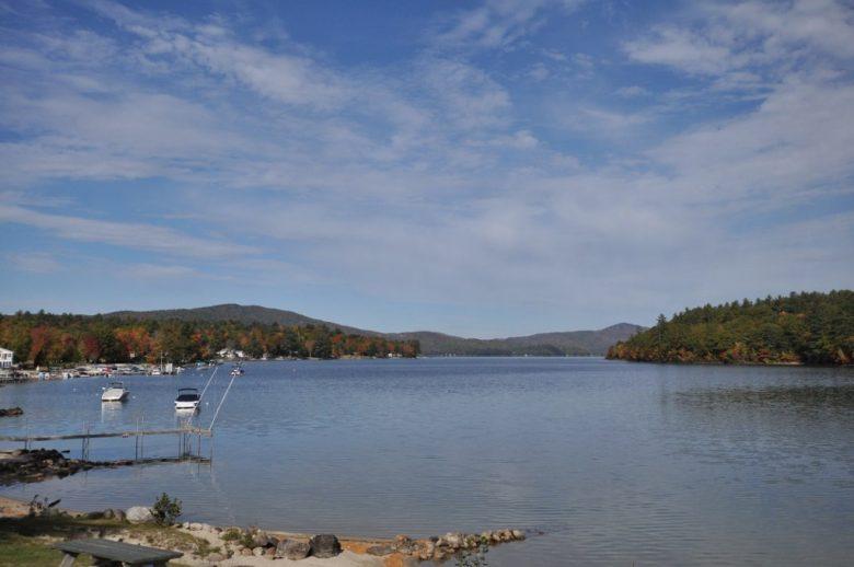 Prettiest Lakes In New England Newfound Lake Bristol Hampshire