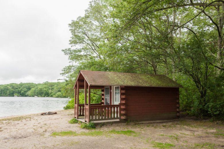 Camping Rhode Island Cabins