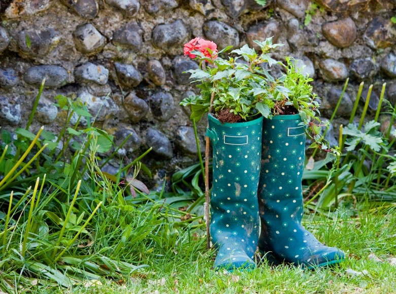 10 Creative Plant Pot Ideas New Uses For Everyday Items New