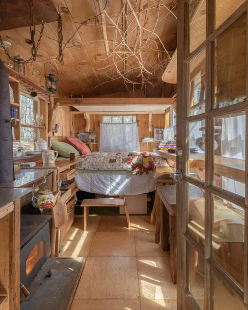 10 Cozy Cabins for Rent in New Hampshire - New England Today