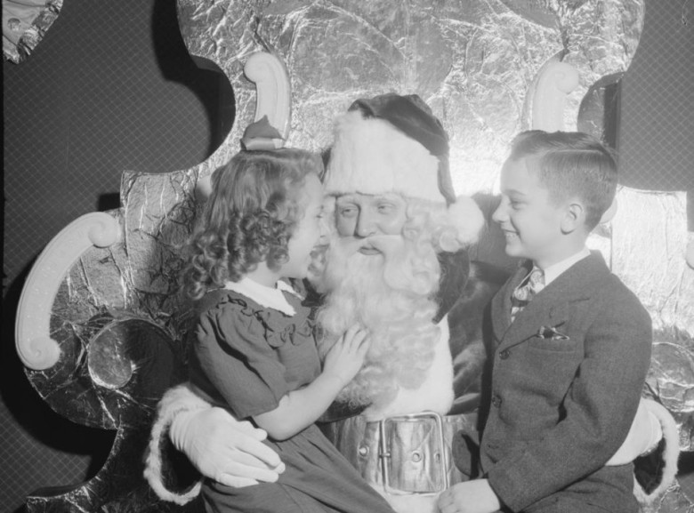 first department store santa