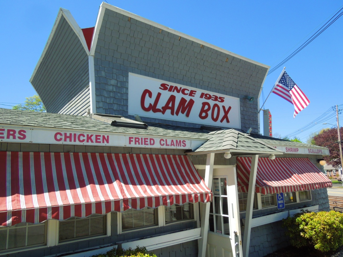 Best Fried Clam Strips in New England
