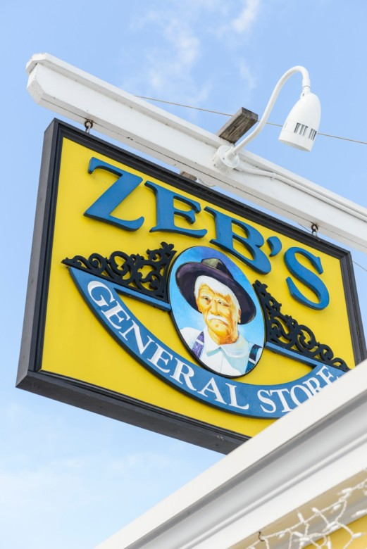 Zeb's General Store in North Conway, NH   Photos