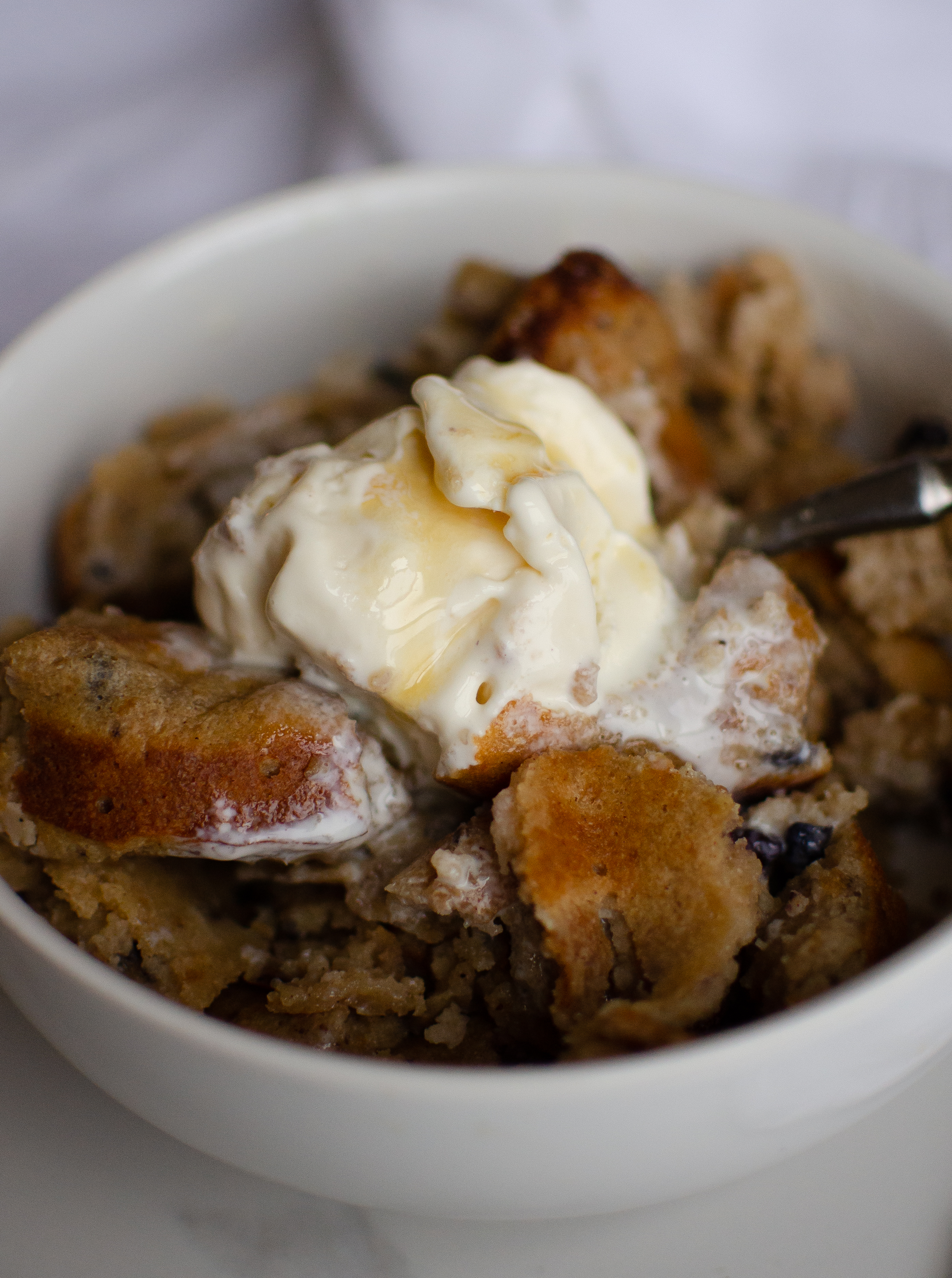 Old Fashioned Bread Pudding With Vanilla Sauce New England Today