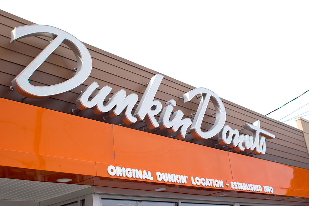 Dunkin Donuts Westerly Rhode Island