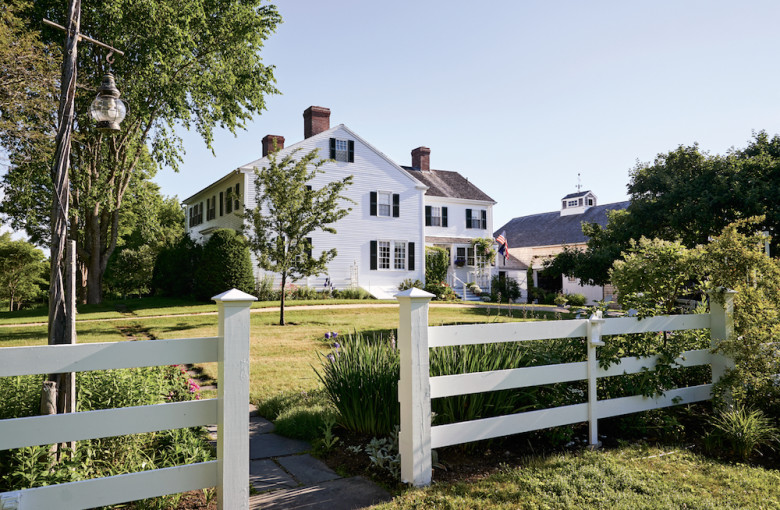 "A magnificent c. 1795 farmhouse anchors the property that's now for sale after providing decades of happy memories for the Gallant family. Mary and Robert Gallant say their 22-year-old grandson even pleaded, ""Can't you wait until I can buy it one day?"""
