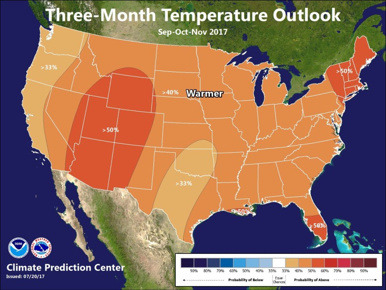 us climate center outlook