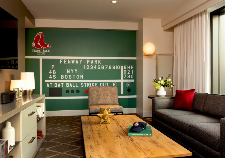 Red Sox Suite Hotel Commonwealth