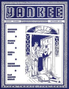 Yankee's First Issue