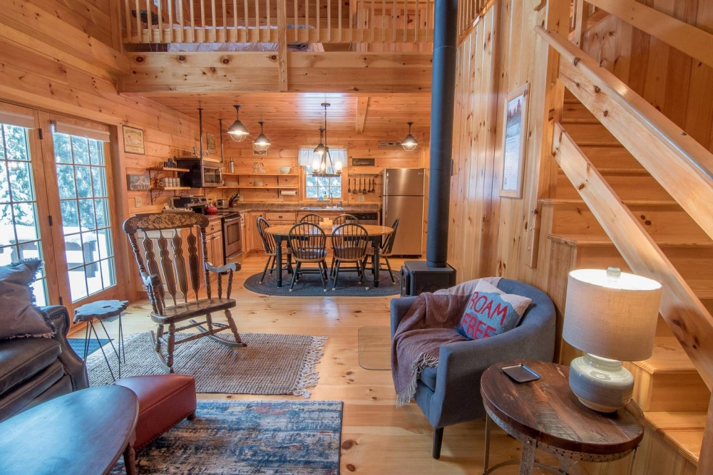 10 Cozy Cabins For Rent In New Hampshire New England Today
