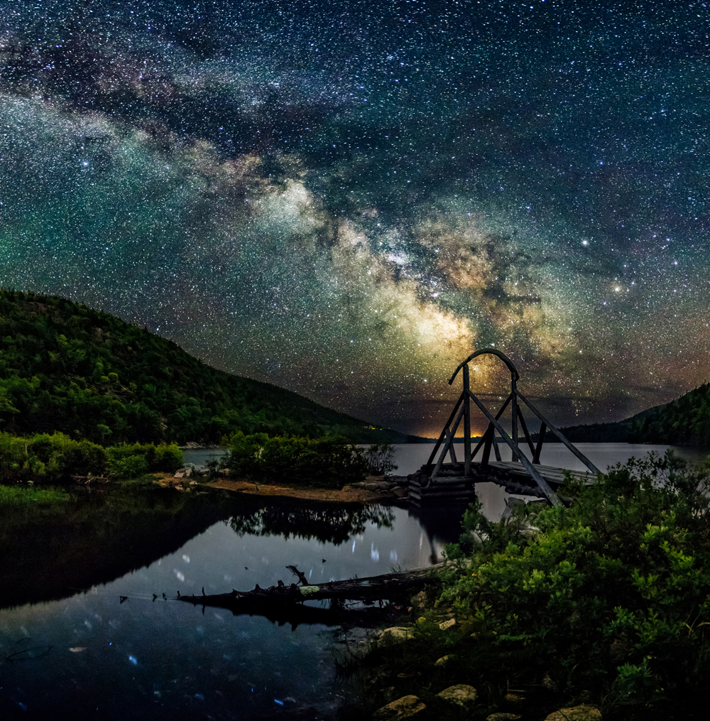 The Best 5 Places to Stargaze in New England | Yankee Magazine