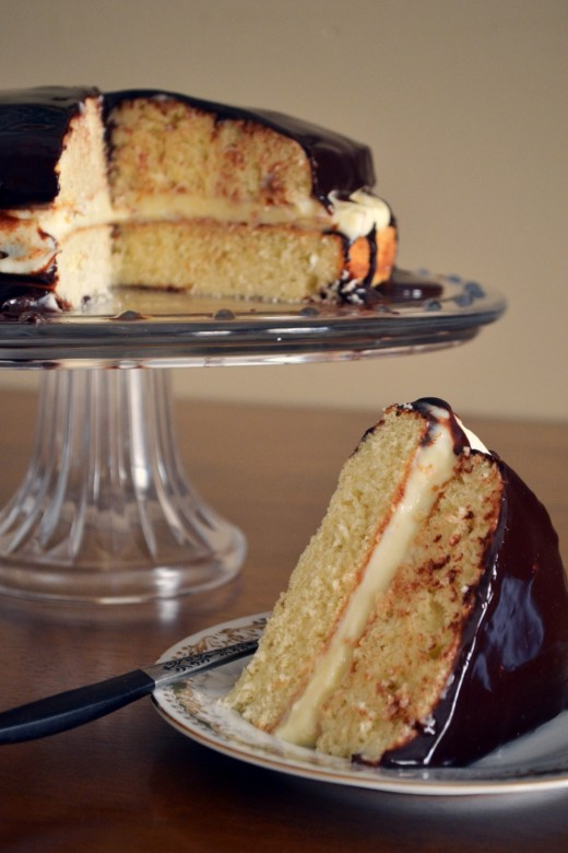 How to Make Boston Cream Pie | Step-by-Step
