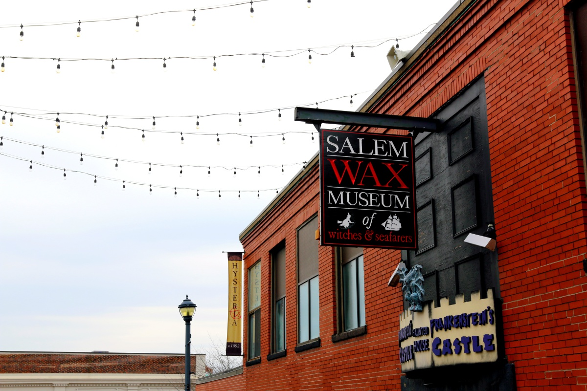 Top Salem Attractions | Witches, Wharves & Wandering - New England Today