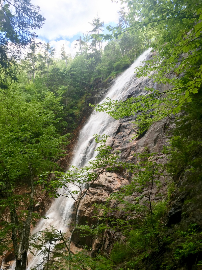 10 New Hampshire Waterfalls That Are Worth the Hike