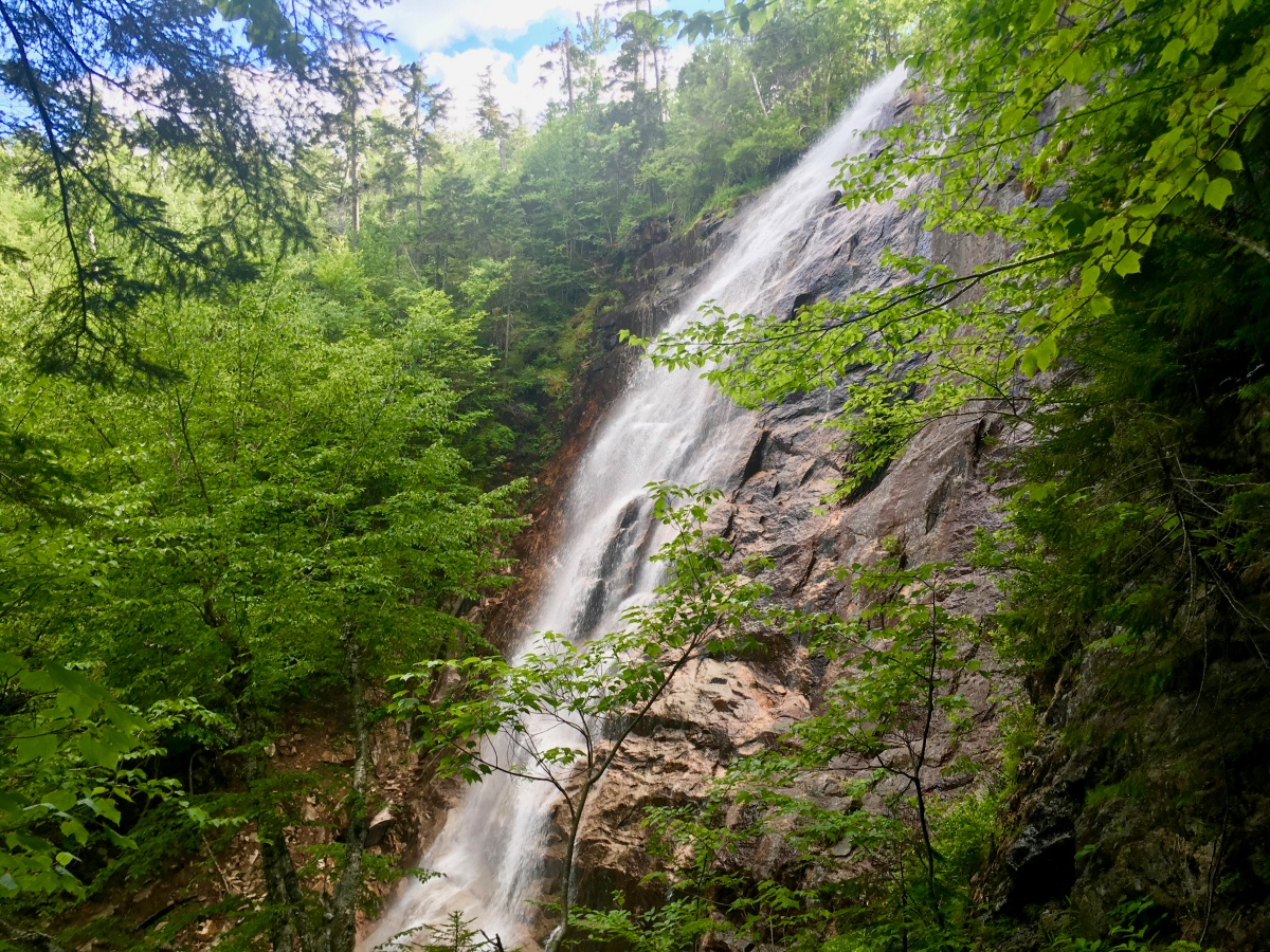 10 new hampshire waterfalls that are worth the hike new england today