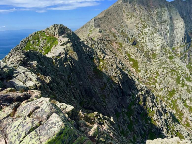 Hiking Mount Katahdin and the Infamous Knife Edge Trail