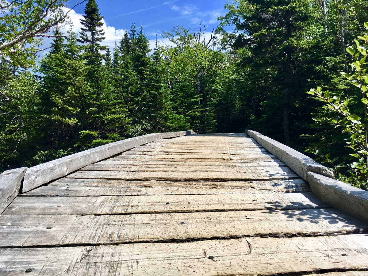 Hiking Mount Katahdin and the Infamous Knife Edge Trail in