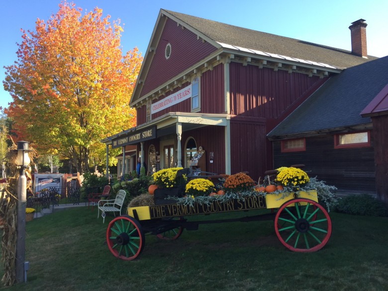 """One of the coveted stops on Tauck's """"Hidden Gems of New England"""" tour is at the Vermont Country Store in Rockingham."""
