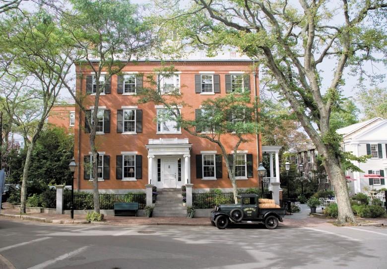 Jared Coffin House Favorite Nantucket Hotels Inns
