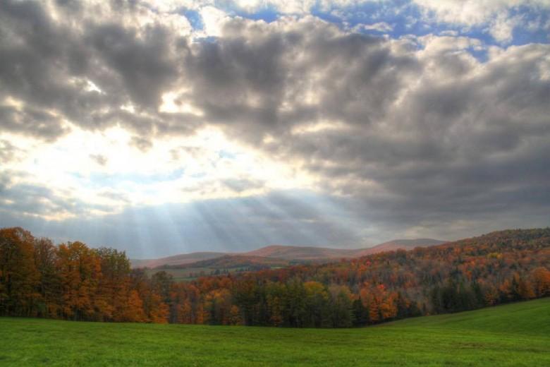 Jennifer Hannux - Vermont Quiet Drive