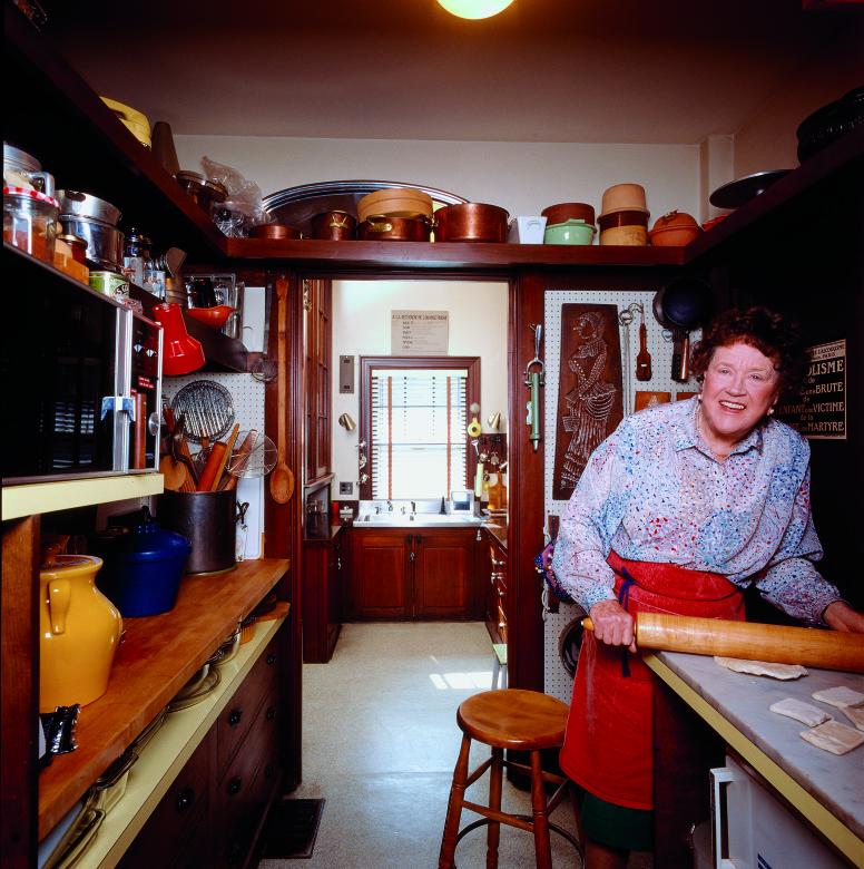 Julia Childs Kitchen: In Julia Child's Kitchen