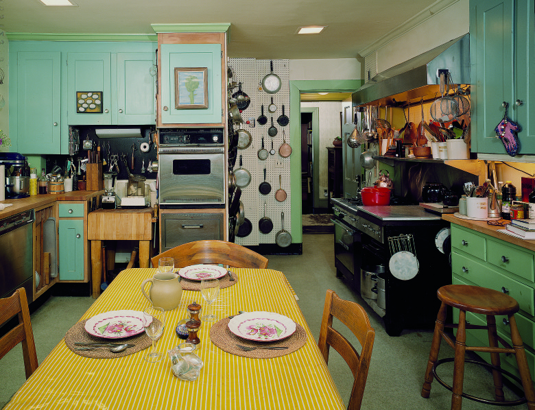 In Julia Child\'s Kitchen - New England Today