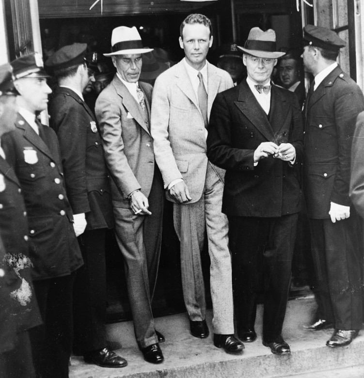The Lindbergh Baby   Who Kidnapped and Killed Charles Lindbergh III